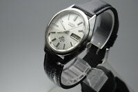 Vintage 1973 JAPAN SEIKO LORD MATIC SPECIAL WEEKDATER 5206-6130 25J Automatic.