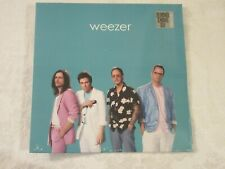 "Record Store Day RSD 2019 Limited Edition Exclusive 12"" Weezer Teal Album"