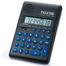 Talking Calculator - 8 Digit, Handheld