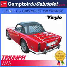Capote Triumph TR5 cabriolet - Toile vinyle