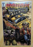 TMNT Bebop and Rocksteady Hit the Road 1 1:100 RI-B Eastman Retailer Incentive