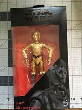 "Star Wars The Black Series 6"" C-3PO Walgreens Exclusive"