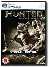 PC-Hunted: The Demon`s Forge - Special Edition /PC  GAME NEW