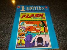 VINTAGE COMIC- GIANT DC COLLECTOR EDITION- FLASH COMICS- 1ST EDITION 1975 - H34
