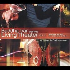 Baldassare, Joseph : Buddha Bar Presents Living Theater 2 CD