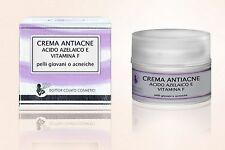 Dottor Colato Crema antiacne acido azelaico e vitamina F 50ml