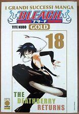 Bleach Gold n. 18 di Tite Kubo - ed. Panini * SCONTO 40% *
