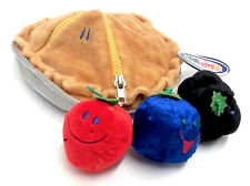 Mary Meyer - Food For Thought Berry Pie - Children's Soft Plush Stuffed Toy