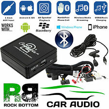 vw Passat B7 Bluetooth Handsfree Car Kit & A2DP Music Streaming Interface Box
