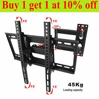 Articulating Tilt Curved TV Wall Mount 26 32 39 42 46 50 52 55 LED LCD Plasma CC