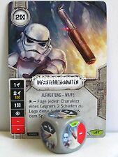 Star Wars Destiny 1x #032 Schwarz Eins Awakenings Würfel