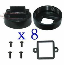 Sunvision 8x Metal CS Mount 6.0mm Lens Holder Kits for CCTV Board Camera (CS6)