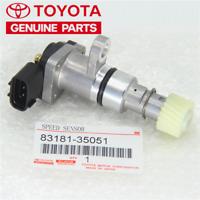 New For 1998-2002 Honda Accord L4 2.3L Manual Transmission Vehicle Speed Sensor
