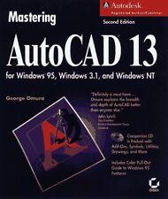 Mastering AutoCAD 13 Windows