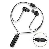 Wireless Bluetooth Earphone In-Ear Headphone Stereo Bass Sport Magnetic Headsets