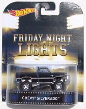 HOT WHEELS 2015 RETRO ENTERTAINMENT FRIDAY NIGHT LIGHTS CHEVY SILVERADO 20 4X4