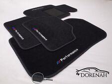 TAPPETINI PER BMW SERIE 3 E90 E91 E92, tapis de sol,alfombras (no original)