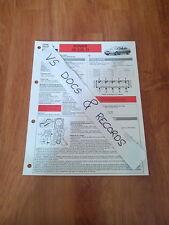 FICHE TECHNIQUE AUTOMOBILE RTA ROVER 45 2.0 L D (CL 16)