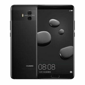 """Huawei Mate 10 4G Black Dual SIM 4GB/64GB 5.9"""" Dual 20MP Android USA Freeship"""