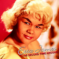 ETTA JAMES ~ THE SECOND TIME AROUND NEW AND SEALED CD ALBUM