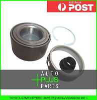 Fits CAMRY/HYBRID - Front Wheel Bearing Repair Kit(Bearing 2 Oil Seal Ring)