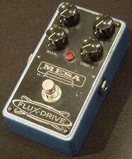 Mesa Boogie Flux Drive Distortion Stomp Box Guitar Effect Pedal