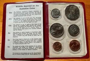 1972 UNCIRCULATED RAM MINT SET in ORIGINAL RED WALLET..CHOICE SET.