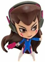 "Blizzard Overwatch D.Va 3"" Loose Figure from Cute but Deadly Blind Box"