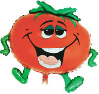 Tomate en Forme de 55.9cm Ballon Plat