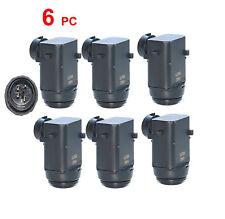 New 6PCs  Parking PDC Sensor For Mercedes-Benz W203 W211 W220 W209 W210