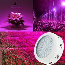 150W LED Grow Light UFO Round Lamp IR UV Full Spectrum For Hydro Plants US J2W0
