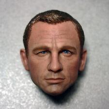 HOT FIGURE TOY 1/6 headplay Daniel Craig headsculpt James Bond high-quality good
