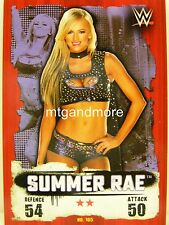 Slam Attax Takeover - #165 Summer Rae