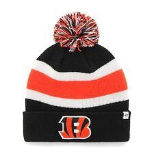 Bridgestone Golf Cincinnati Bengals NFL Football Beanie Cap Stocking Ski Hat NEW