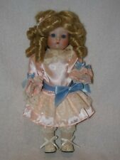 """10"""" Bisque Reproduction Just Me Doll By Doll Artist Patricia Loveless"""