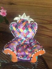 Dreamtastic Groovy Girls throne plush Doll prince princess chair