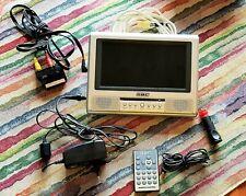 """TV Color 8"""" GBC TFT810 - RICEVITORE TV LCD - TFT- MONITOR TV - SORVEGLIANZA"""