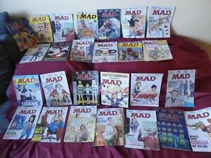 Mad Magazin 26 Stück