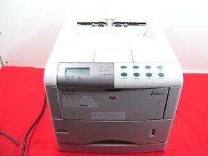 KYOCERA FS-3830N LASER PRINTER USB PARALLEL NETWORK 98MB PAGE COUNT 81747