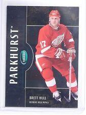 2002-03 Parkhurst Silver Brett Hull #D048/100 #70 *64715