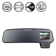 Papago! GoSafe 260 Rear View Mirror Dash Camera GS-260 with 32GB Memory Card