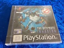 Extreme Ghostbusters -Original Playstation 1 PS1 PSX Rare Collectable NEW Sealed