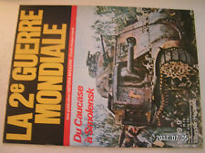 **a La 2e Guerre Mondiale n°79 Bataille pour le Dniepr / Libération de Smolensk
