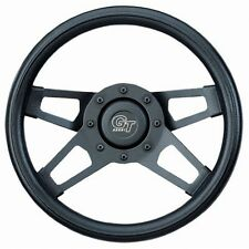 "Grant 414 Challenger Series Steering Wheels 13.5"" Diameter Black Grip Color"