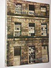 Social Problems 81/82 Annual Edition (1981) Dushkin Publishing