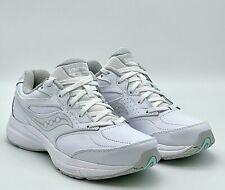 Saucony Integrity Walker 3 White - Women's Walking Shoes