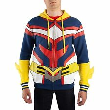 My Hero Academia All Might Hoodie Adult NEW Clothing