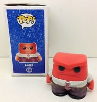 FUNKO POP 136 VINYL FIGURE - DISNEY PIXAR INSIDE OUT - ANGER  MIB