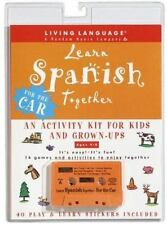 Learn Spanish Together: For the Car: A Parent-Child Activity Kit (LL(R) Learn