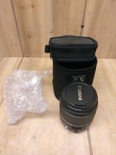 Canon Zoom Lens EF-S 18-55mm f/3.5-5.6 II w/ Carry Bag - NEW, NO BOX